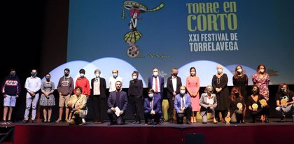 'Distancias' gana la XXI edición del festival Torre en Corto
