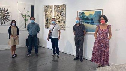 Bosteko llega a Basauri con una muestra de tres artistas en torno al concepto japonés del shakkei o paisaje prestado