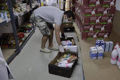 """Cáritas, Cruz Roja y la Coordinadora Valenciana de ONGD analizan su actuación """"esencial"""" en la emergencia del COVID-19"""