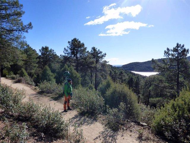 Ruta de senderismo por la sierra de Guadarrama