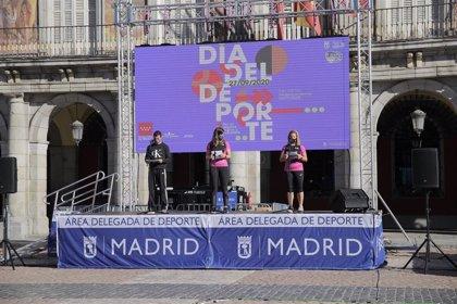 """Villacís anima a los madrileños a seguir practicando deporte """"cumpliendo todos los protocolos de seguridad"""""""
