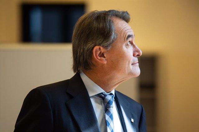 L'expresident de la Generalitat Artur Mas