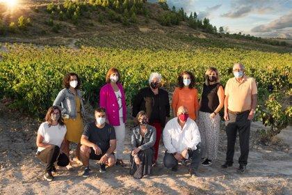 """Ollauri, Briñas, Sajazarra, Casalarreina y Haro aúnan esfuerzos por el turismo sostenible en el """"Corazón del Rioja"""""""