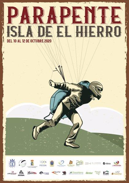 La Frontera (El Hierro) acogerá en octubre una concentración internacional de parapente