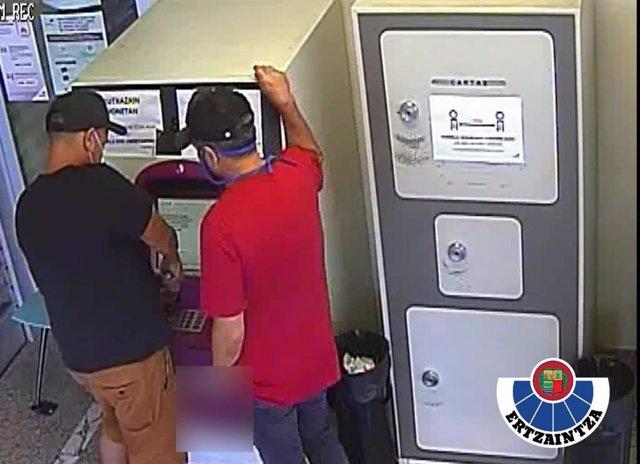 Ingresan en prisión dos detenidos en Vitoria de un grupo especializado en robar