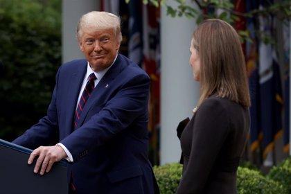 Trump espera que su candidata al Supremo devuelva a los estados las competencias sobre aborto