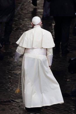 "El Papa desaprueba la religiosidad ""de fachada"""