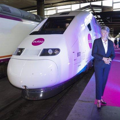 """La directora del primer competidor de Alta Velocidad en España: """"Mi enemigo no es Renfe, es el coche y avión"""""""