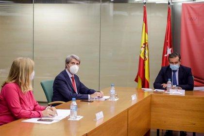"""La Comunidad de Madrid pide que los """"criterios objetivos"""" para restringir se discutan en los órganos de coordinación"""