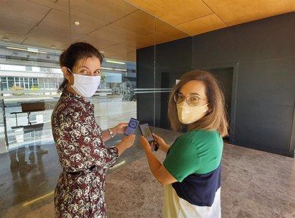 Dos App desarrolladas por investigadores del I3A permiten conocer en tiempo real la calidad del aire de Zaragoza