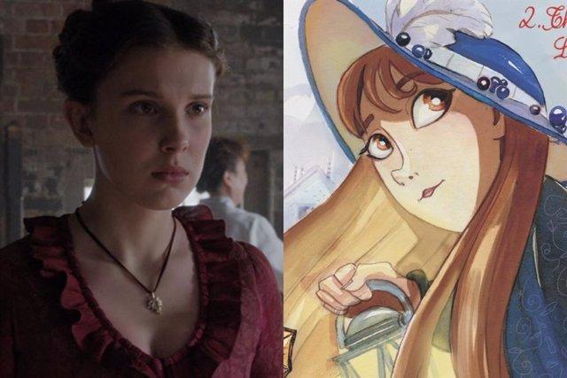 Diferencias entre la película de Enola Holmes y la novela