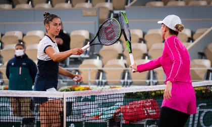 Sorribes y Andújar se despiden en la primera jornada de Roland Garros