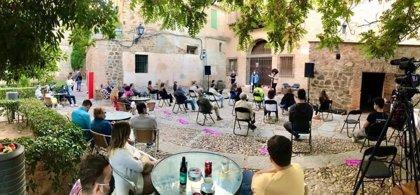 """El edil de Cultura celebra que To(le)do es Poesía haya """"recuperado la ciudad para la cultura y el arte"""""""