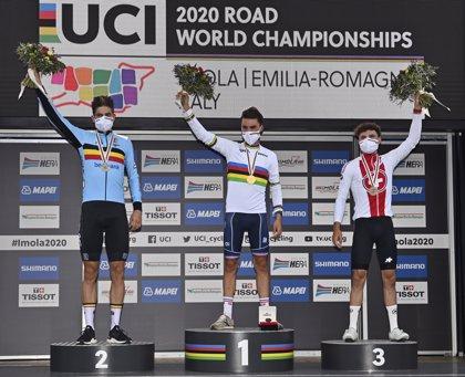 Alaphilippe, nuevo campeón del mundo de ciclismo