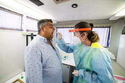 Cuatro fallecidos por Covid-19 y 161 contagios en Extremadura donde siguen aumentando los hospitalizados, hasta 216