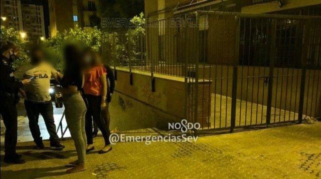 Policía Local cierra el fin de semana con 638 denuncias por botellonas o el no uso de la mascarilla