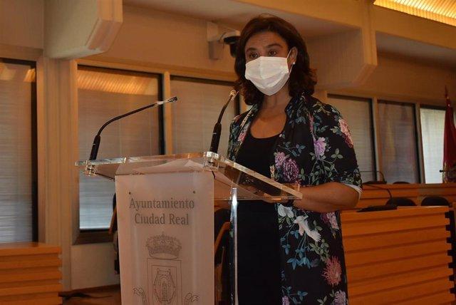 Cvirus.- Alcaldesa de Ciudad Real pide responsabilidad ante 15 brotes que llevan a decretar medidas especiales