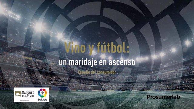 Resultados del estudio 'Vino y fútbol: un maridaje en ascenso': El vino, elegido por uno de cada cuatro consumidores para disfrutar del fútbol