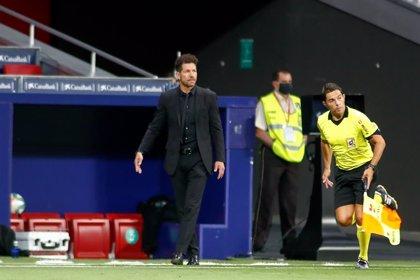 """Uruguay.- Simeone: """"Suárez ha hecho lo que sabe hacer"""""""