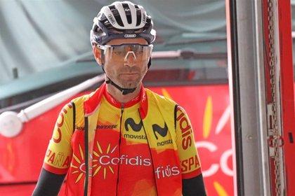 """Valverde: """"El ritmo ha sido muy fuerte y yo he pecado de prudente"""""""