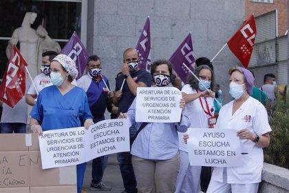 Amyts mantiene la huelga del Summa 112 para este lunes tras no llegar a un acuerdo con la Consejería de Sanidad