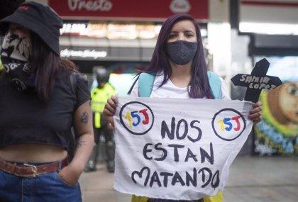 Colombia.- Denuncian en Colombia cifras de asesinatos y masacres similares a las de hace dos décadas
