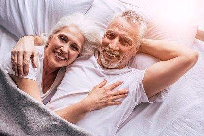 Casi el 25% de las mujeres mayores considera que el sexo es importante durante la mediana edad