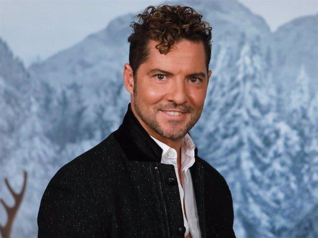 David Bisbal, en una imagen de archivo