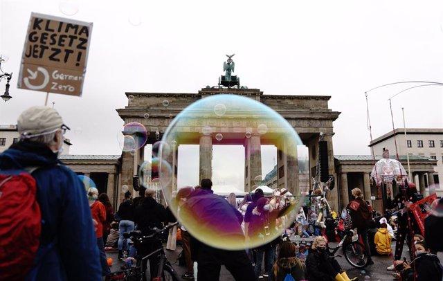 Coronavirus.- Alemania rebaja el balance diario de coronavirus con 1.192 casos n