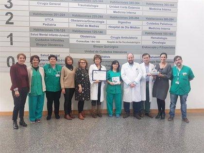 El Gobierno central premia el proyecto 'Participación ciudadana en la salud' de la Gerencia de Atención de Ciudad Real