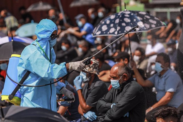 Coronavirus.- La pandemia de coronavirus supera los 33 millones de casos con más