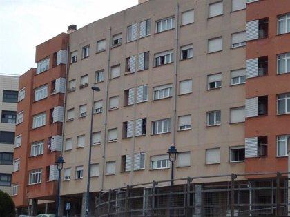 El número de hipotecas sobre viviendas asciende en Euskadi a 2.185, con un aumento anual del 38,4%