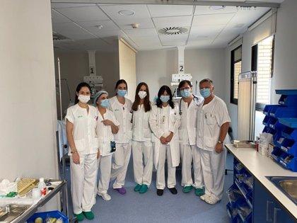 El Hospital Clínico cuenta con una nueva Unidad de Ictus que podrá atender a 400 pacientes al año
