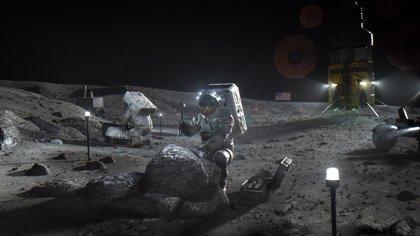 La Luna presenta una radiación peligrosa, 200 veces la de la Tierra