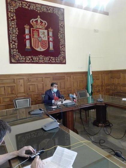 """El presidente del TSJA urge a renovar el CGPJ aunque las Cortes eligen a los vocales como """"un simple reparto"""""""