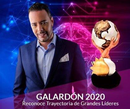 COMUNICADO: Carlos Fernández recogerá el día 1 de octubre el premio Forjadores de México por su trayectoria empresarial