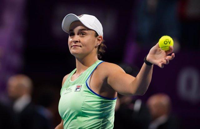 Tenis.- Barty se mantiene al frente de un ranking WTA sin cambios antes de Rolan