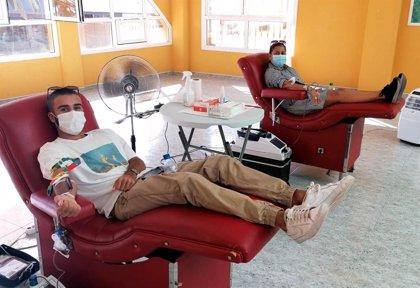El ICHH insiste en la urgencia de las donaciones de sangre de los grupos A+ y O+ ante el descenso en el stock