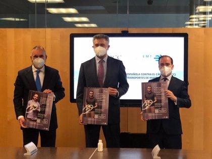 Autobuses de la EMT de Madrid sensibilizarán contra el cáncer a través de diversas campañas