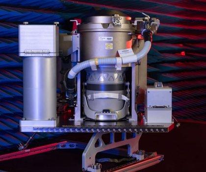 Nuevo inodoro para la Estación Espacial Internacional