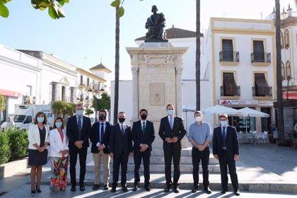 La Junta colaborará con Lebrija (Sevilla) para conmemorar el V centenario de la muerte de Elio Antonio de Nebrija