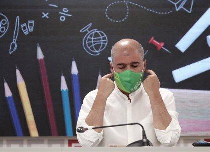 """Sordo ve la última propuesta """"suficientemente ambiciosa"""" para lograr un acuerdo que prorrogue los ERTE cuatro meses más"""