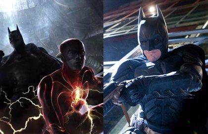 Christian Bale volverá a ser Batman en The Flash, con una condición