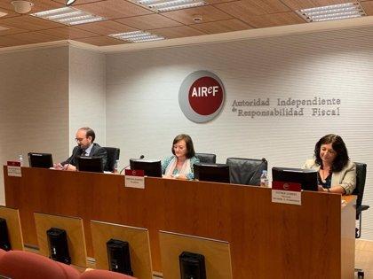 AIReF dice que aumentar la edad efectiva de jubilación a 66 años supondría un ahorro de 1,4 puntos del PIB