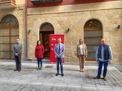 """El PSOE insiste en la intención de """"eliminar"""" el concierto con Viamed el próximo 30 de noviembre"""
