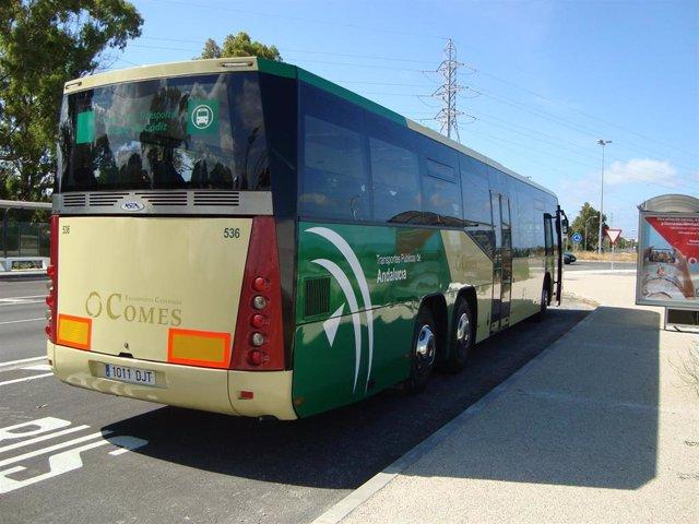 Np Y Foto (El Consorcio De Transportes Bahía De Cádiz Refuerza Servicios En Conexiones De Cádiz Con Río San Pedro Y Núcleo Urbano De Puerto Real)