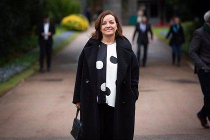 Pepa Bueno, ganadora del VIII Premio de Periodismo 'Manu Leguineche'