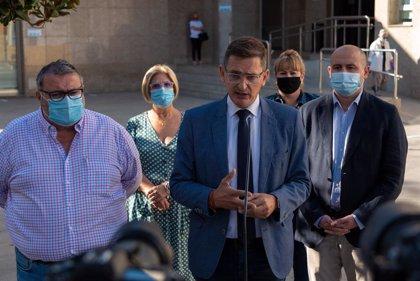 PSOE plantea una moción de censura contra el PP en el Ayuntamiento de Roquetas (Almería)