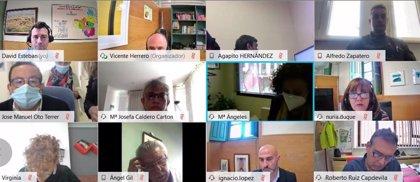 Primera reunión del equipo de trabajo para mejorar la seguridad en residencias de la Diputación de Valladolid
