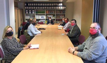 El Principado asegura a los sindicatos que trabaja junto al Ministerio para buscar un socio industrial a Duro Felguera